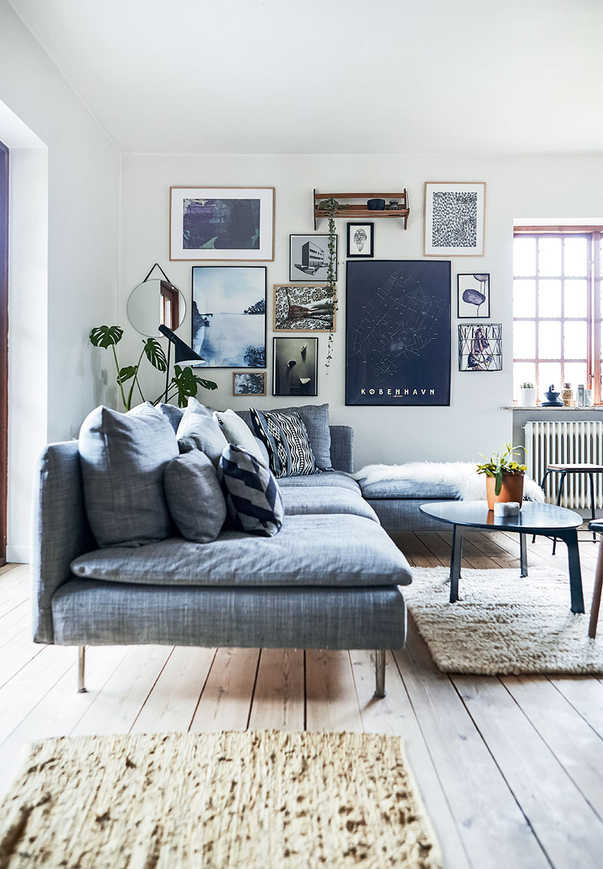Design Attractor Cozy Scandinavian Villa Full Of Retro Design