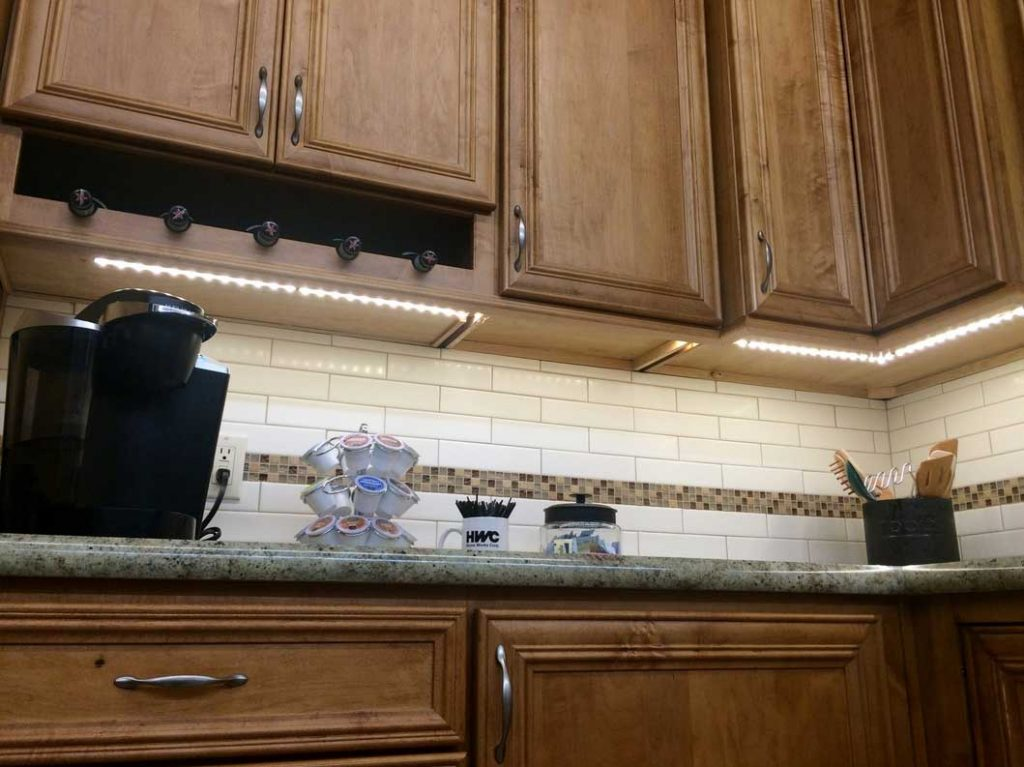 Dimmable Led Under Cabinet Lighting The Chocolate Home Ideas