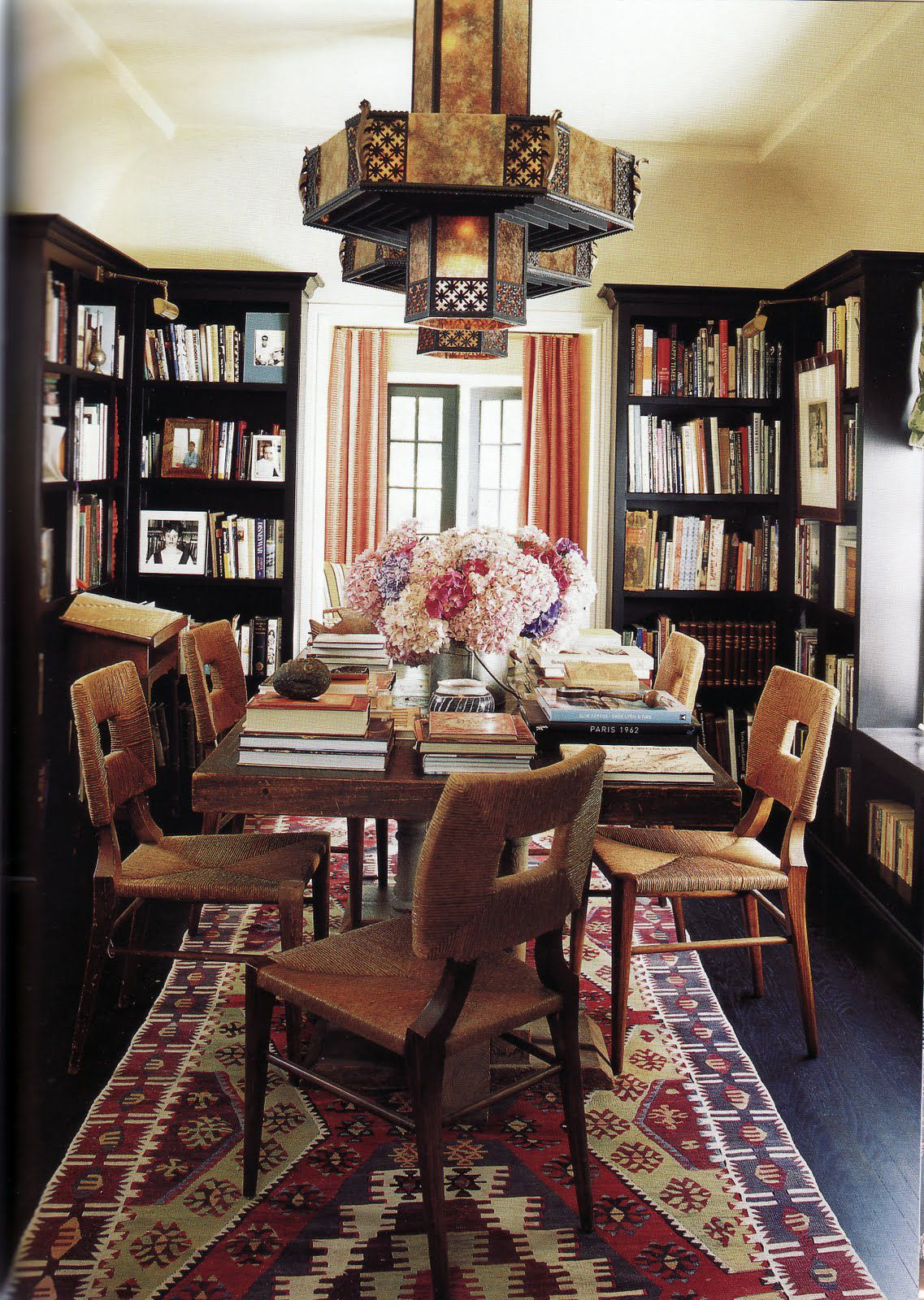 Dining Room Or Library House Dining Room Home Libraries Room