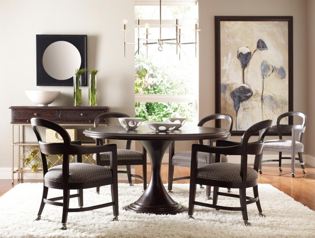 Dining Room Set Stanley Furniture Parts Upholstered Dining Set