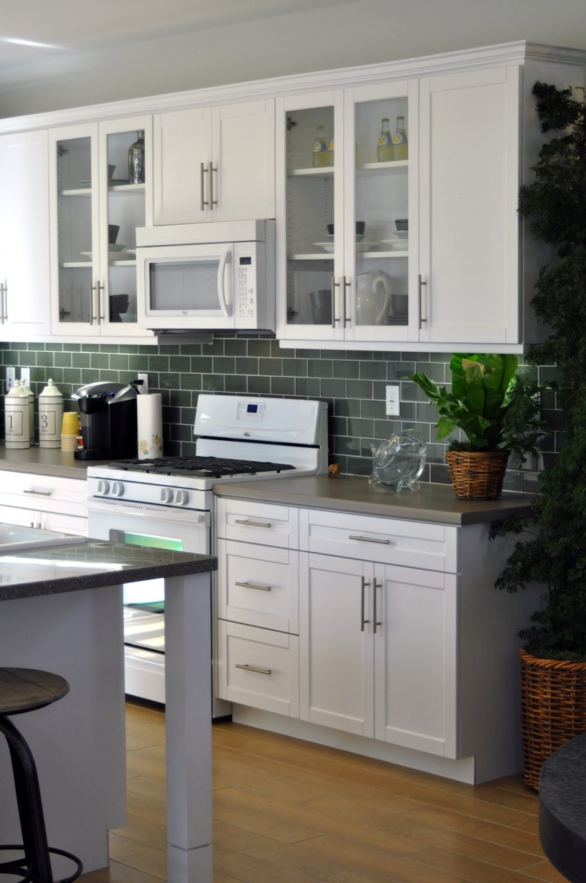 Download Homely Ideas Gray Shaker Cabinet Doors Rvaloanofficer