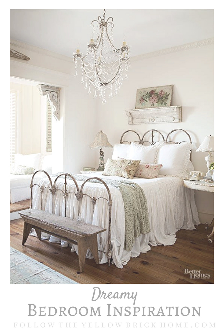 Dreamy Bedrooms Inspiration Cottage Style Bedroom Decor Bedrooms