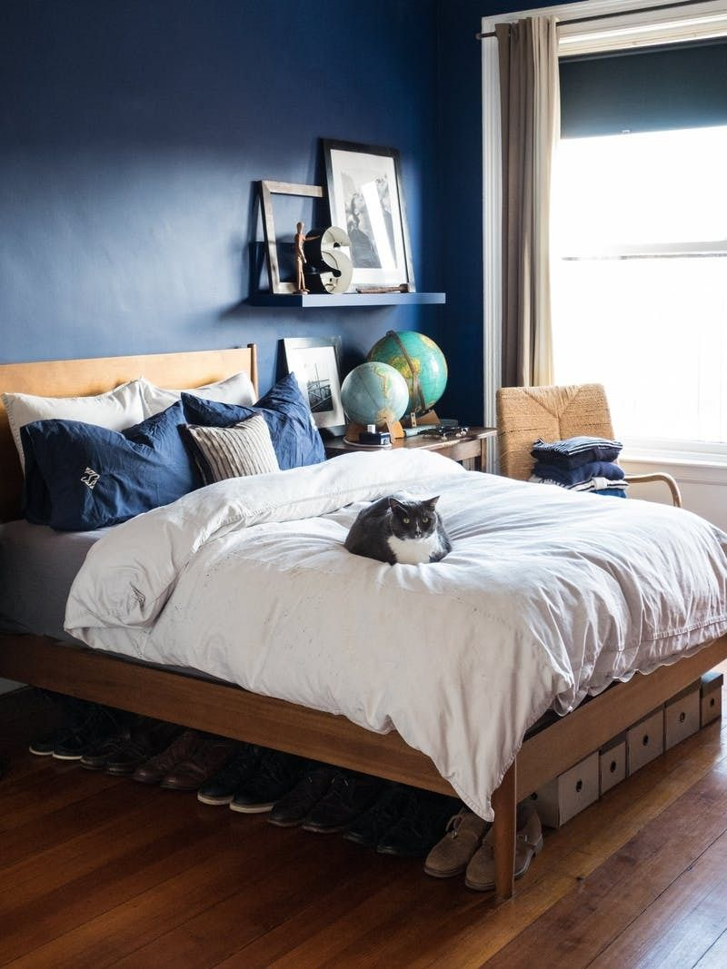 Easygoing Nautical New England Style In Boston Bedrooms