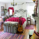 Eclectic Bohemian Bedroom Decor