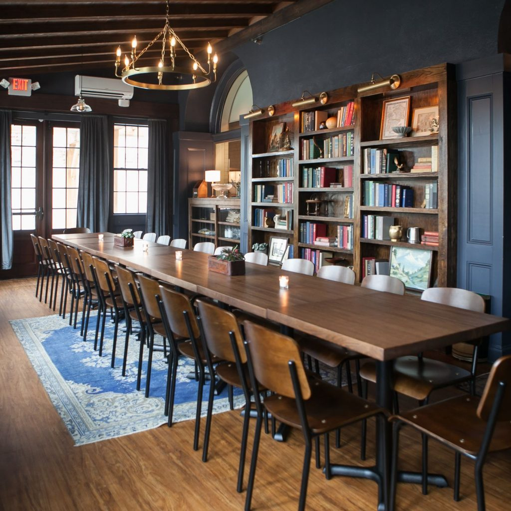 Edmunds Oast Expands Dining Options With The Library Eater Charleston