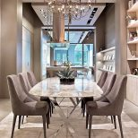 Elegant Dining Room Ideas Modern Dining Room Salle Manger