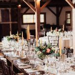 Eliza And Chris Season Fall Barn Wedding Ideas Pinterest