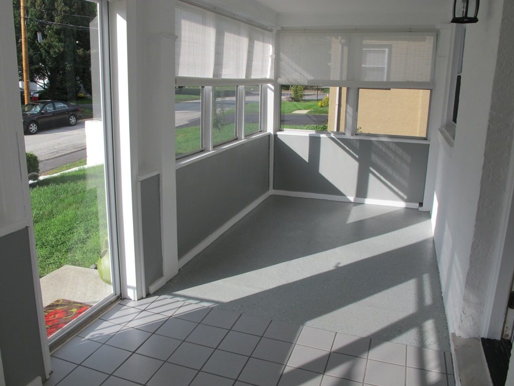 Enclosed Patio Designs Ideas For Decorate A Enclosed Porch