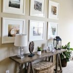 Sofa Table in Family Room Decorating Ideas