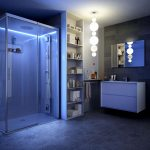 Decorative Interior Bathroom Doors