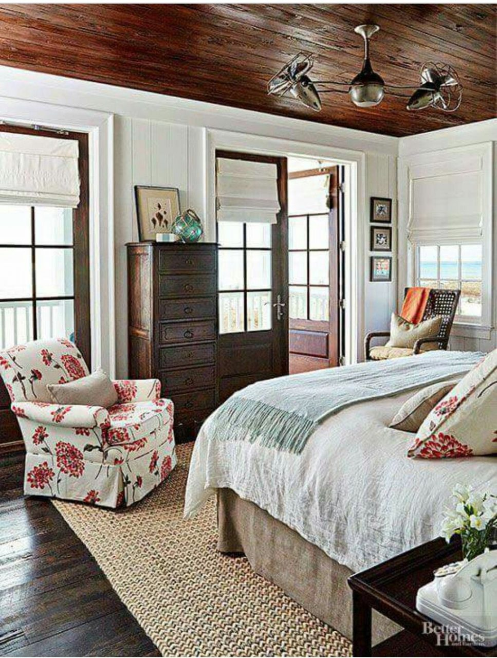 Facebook Decorating Ideas Pinterest Bedroom Cottage Style