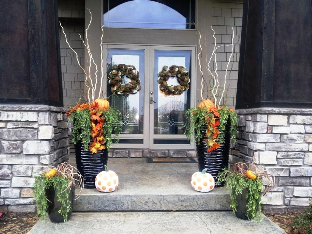 Fall Front Porch Decor Ideas And Tipsjayne Atkinson Homes