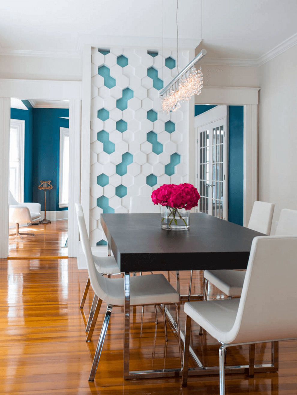 Feature Wall Ideas To Showcase Your Style Condo Turquoise Room