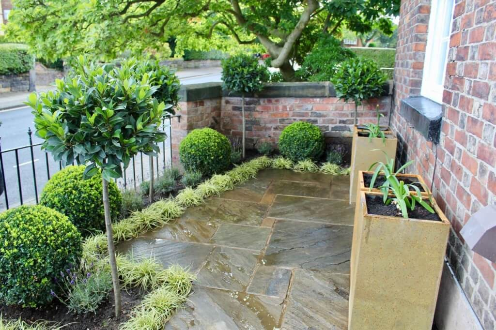 Formal Front Garden Makeover Garden Ninja Ltd Garden Design