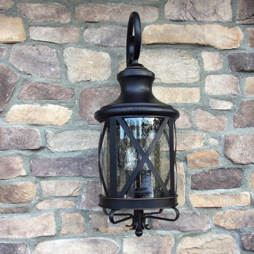 Front Porch Light Fixture Outdoor Exterior Lighting Wall Mounted