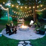 Garden Spotlights Outdoor Patio Party Lights Exterior Garden Lights