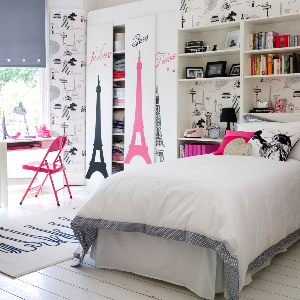 Girls Bedroom Ideas For Every Child From Pink Loving Princesses To