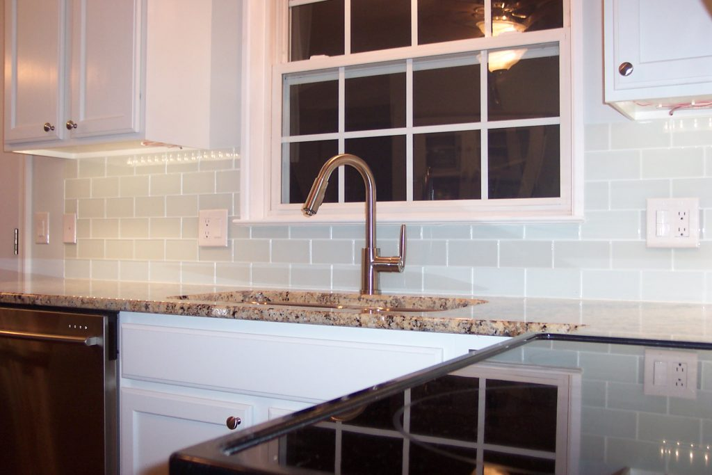 Glass Subway Tile Projects Before After Pictures Subway Tile Outlet