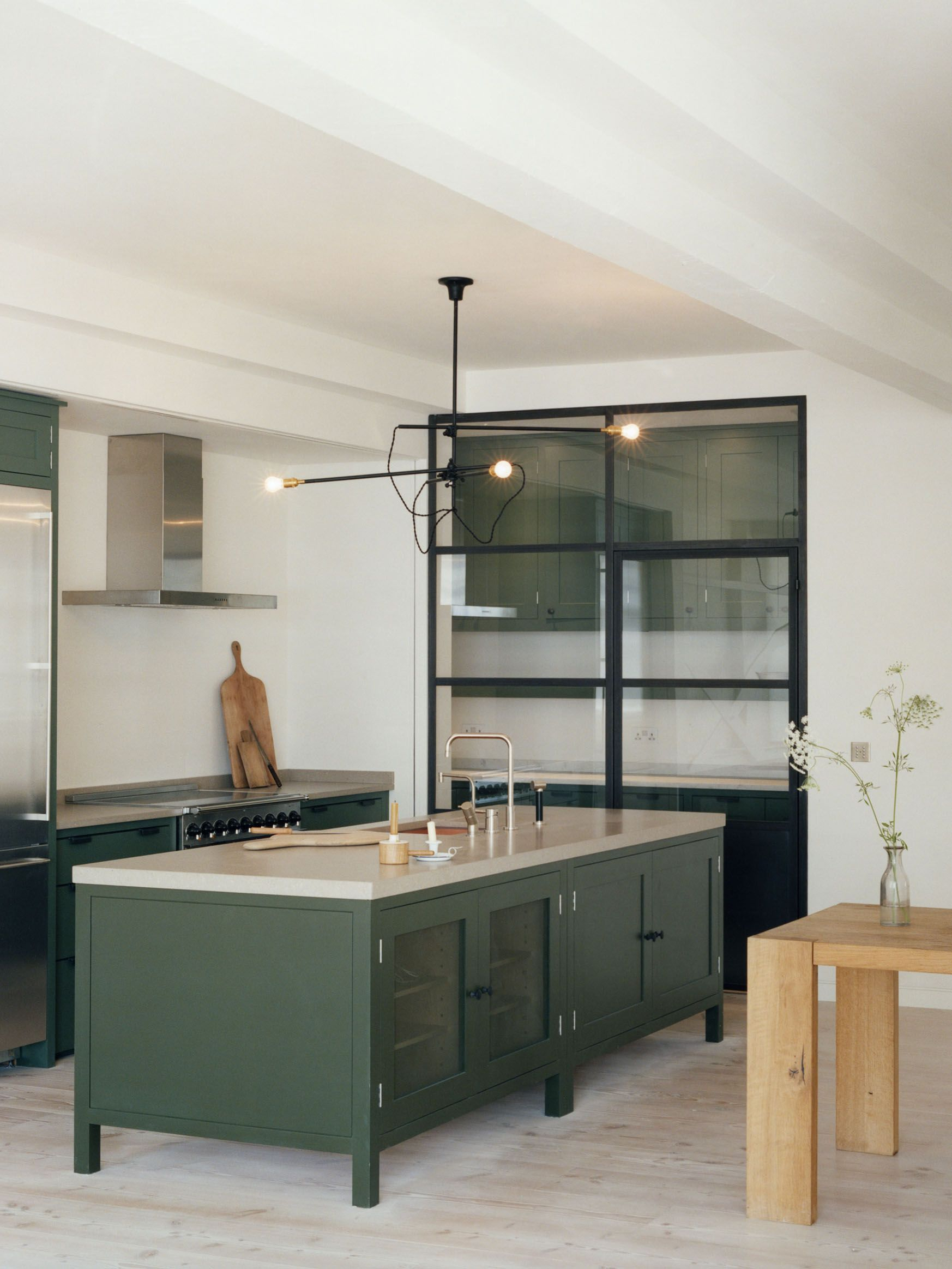Green Cabinet Kitchens Lexi Westergard Design Blog In The