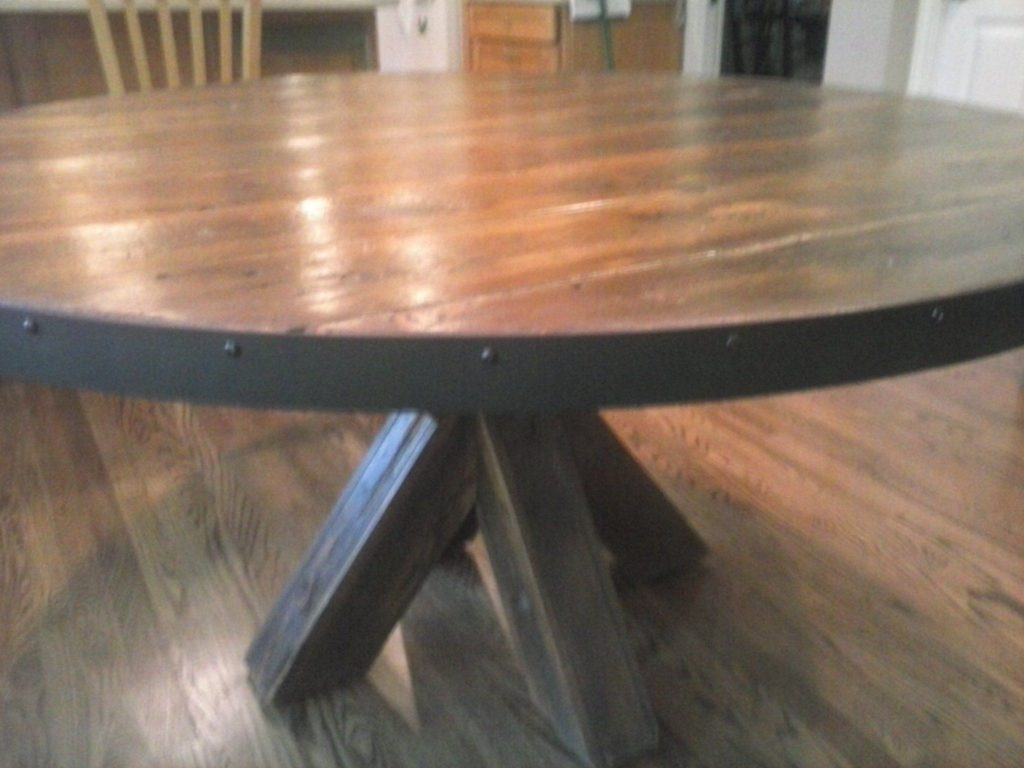 Hand Made Oak Poker Table Jays Custom Woodwork Custommade