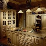Handmade Furniturizing A French Country Kitchen Remodel Cabinets