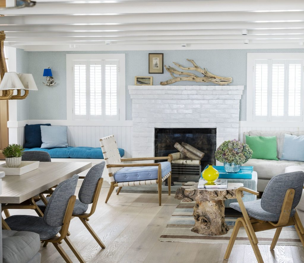 Have An Endless Summer With These 35 Beach House Decor Ideas