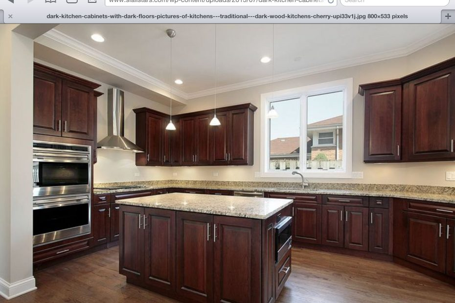 Images Of Hardwood Floors With Cherry Wood Kitchen Ca Layjao