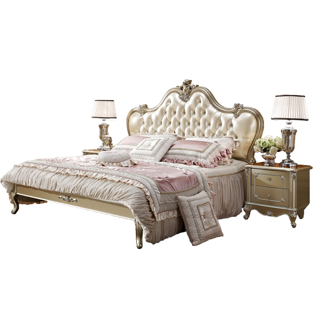 High End Italian Design Wood Bed In Bedroom Sets From Furniture On