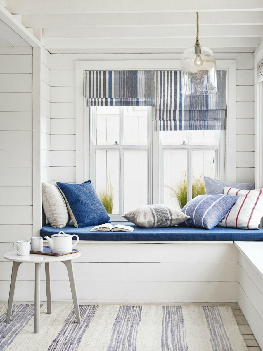 Home Buys To Embrace The Coastal Interiors Trend Cabin Inspiration