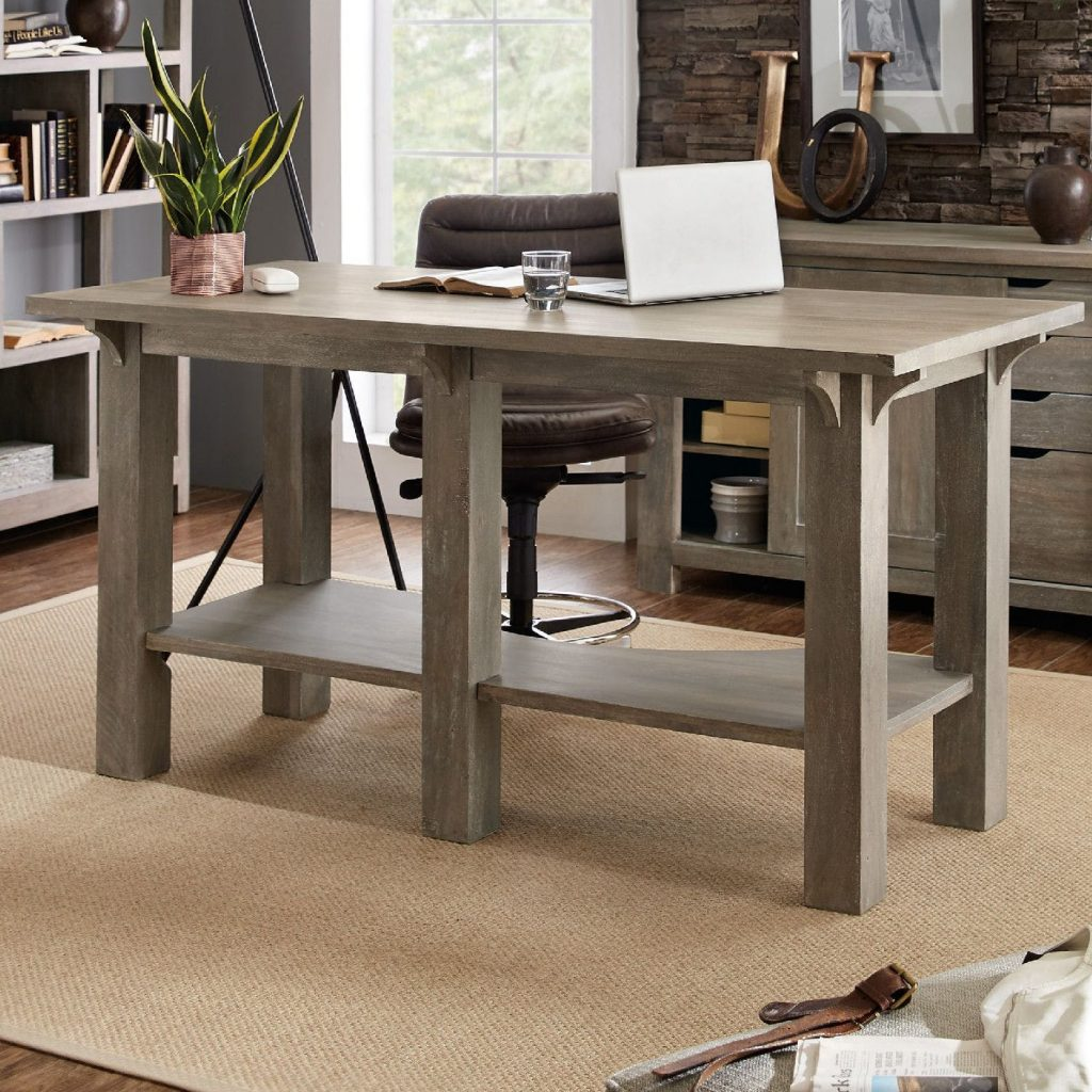 Hooker Furniture Urban Farmhouse Writing Desk Wayfair
