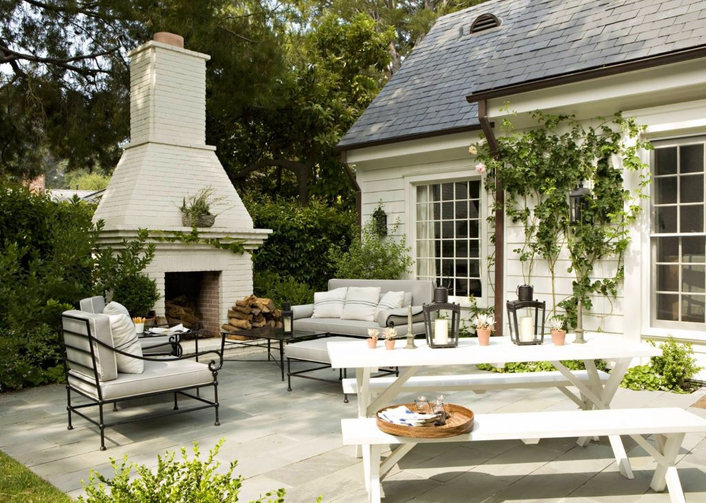 Houzz Outside Living Pinterest Houzz Patios And Backyard