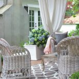 How To Create Rustic Cottage Charm On Your Patio French Country