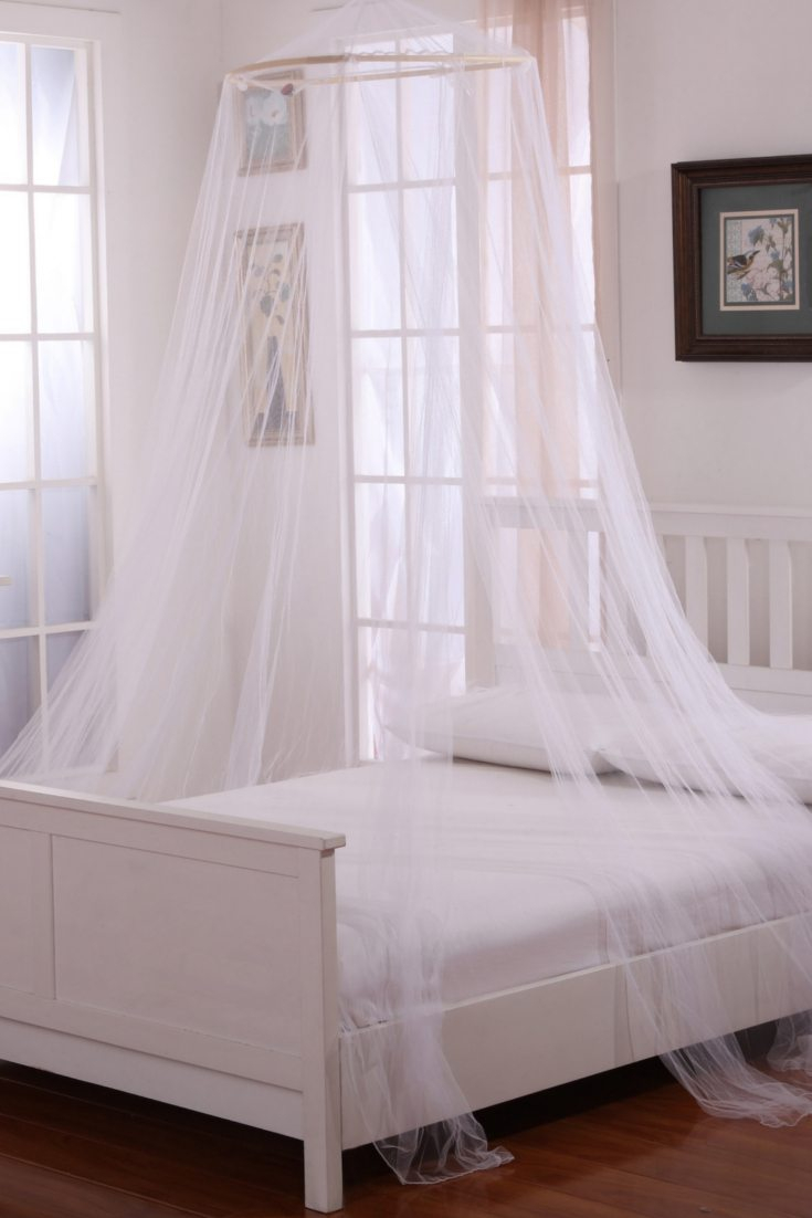 How To Install A Bed Canopy In 5 Easy Steps Overstock