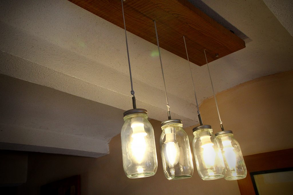 How To Make Diy Mason Jar Chandelier With Pictures Wikihow
