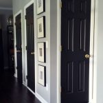 Paint Interior Doors Black