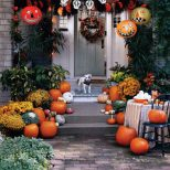 Image 14688 From Post Fall Decorating Easy Steps For Front Porch