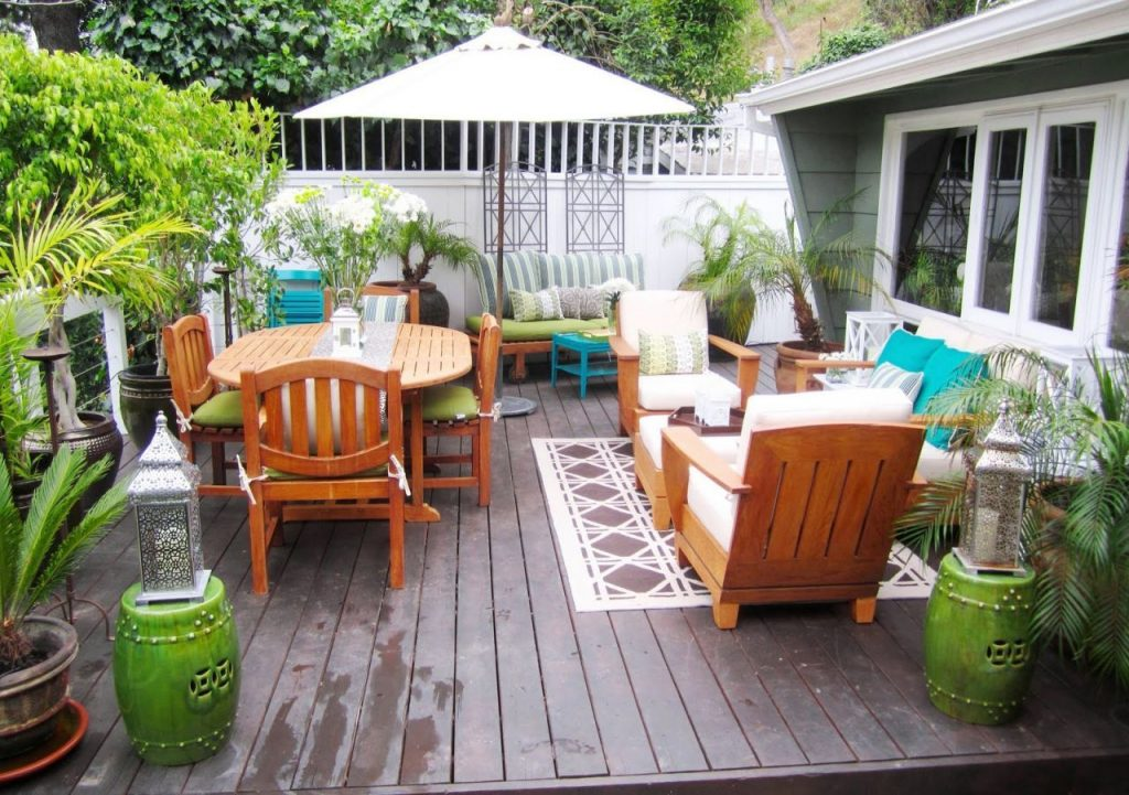 Image Result For Backyard Deck Decor Patio Garden Ideas Patios