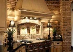 French Country and Tuscan Style Kitchens