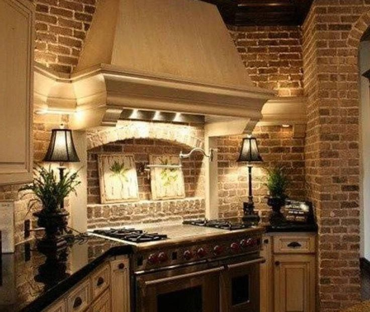Image Result For Old World Tuscan Style Theme Kitchens