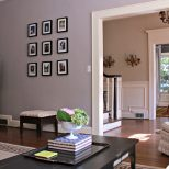 Image Result For Purple Grey Wall Paint Home Ideas Purple