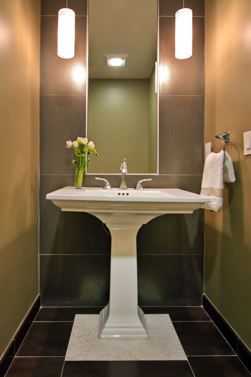 Inspirational Modern Powder Room Decorating Ideas Modern Luxury