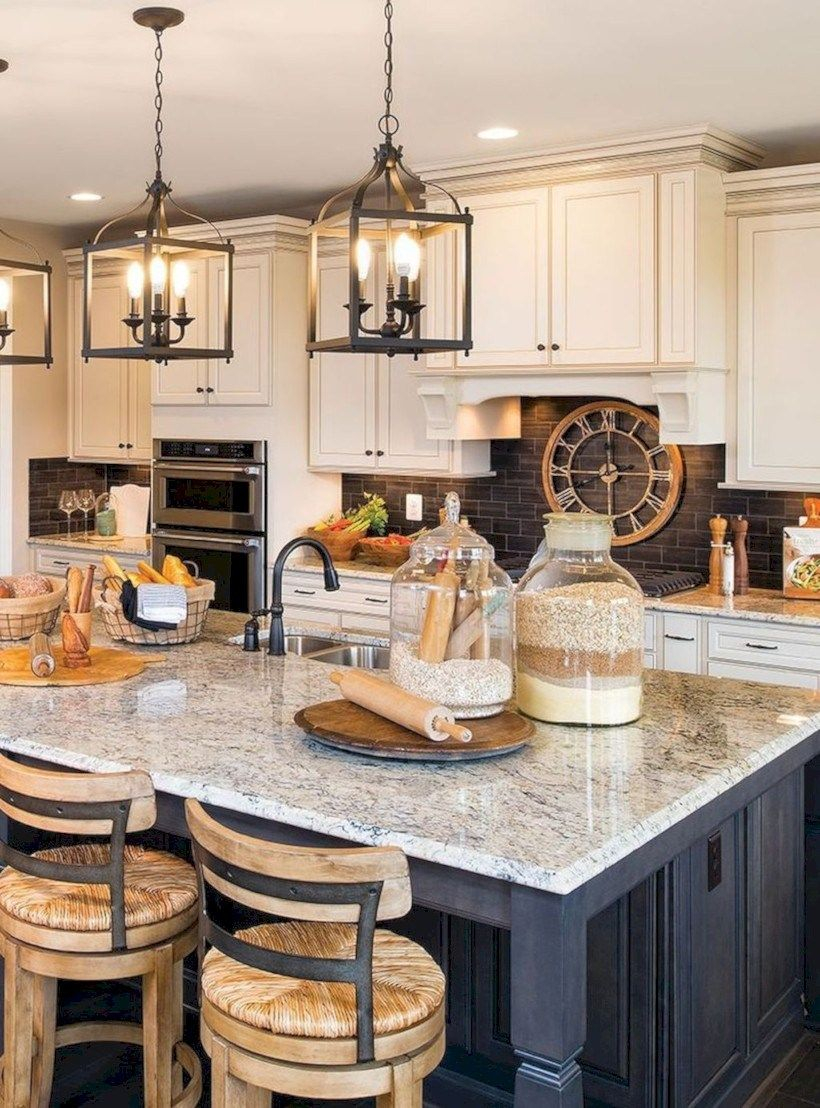 Inspiring Country Style Cottage Kitchen Cabinets Ideas 5 House