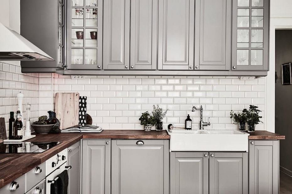 Inspiring Kitchens You Wont Believe Are Ikea Kitchen Pinterest