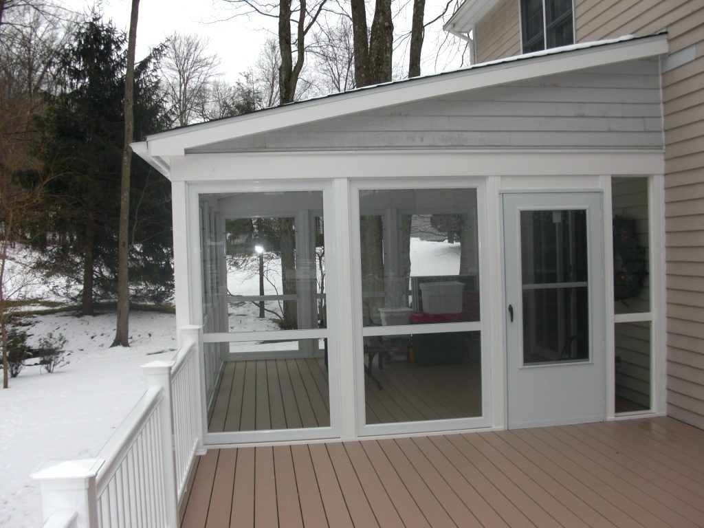 Inspiring Patio Enclosure Design Ideas And Small Porch Enclosure