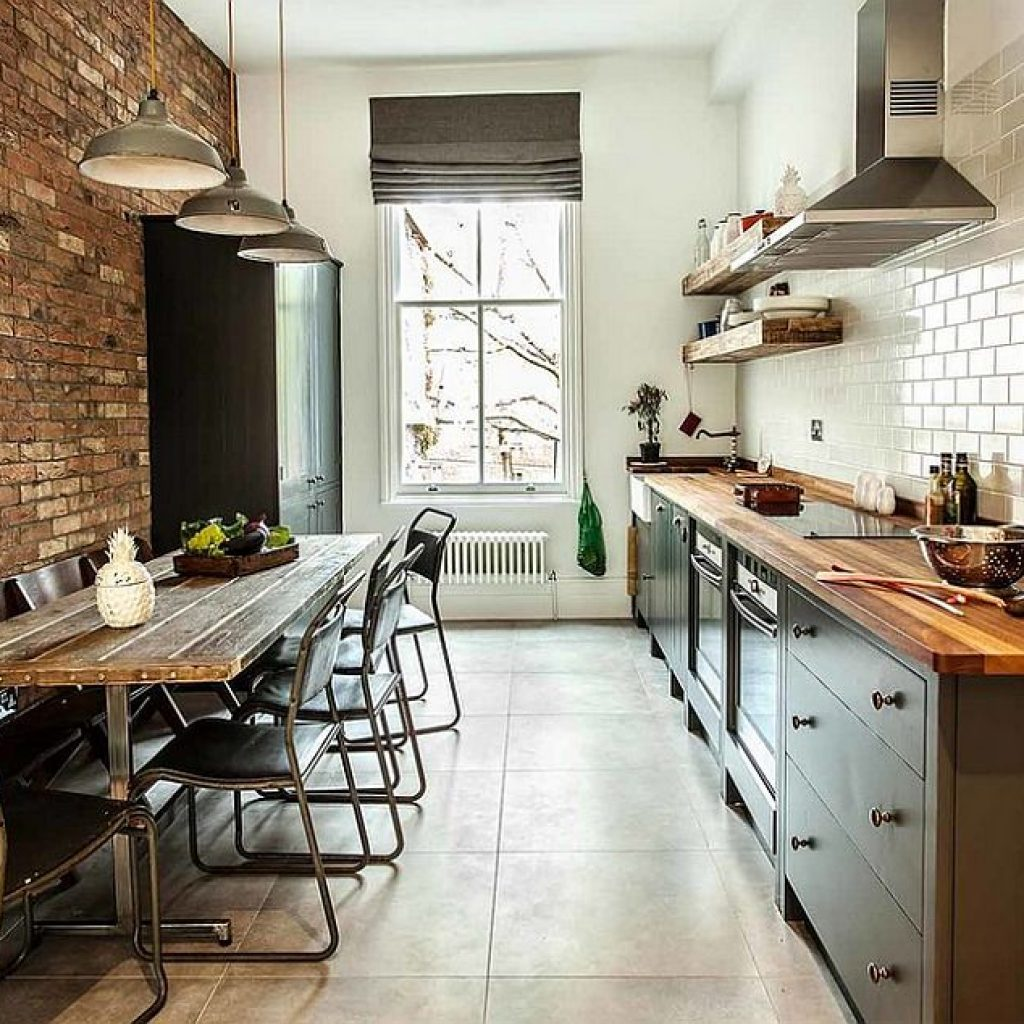 Kitchen 21 Breathtaking Industrial Ideas Style Domestic Kitchens