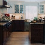 Light Upper Dark Lower Kitchen Cabinets