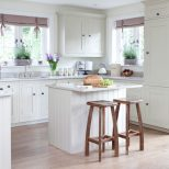 Kitchen Design Island With Stools Large Narrow Seating