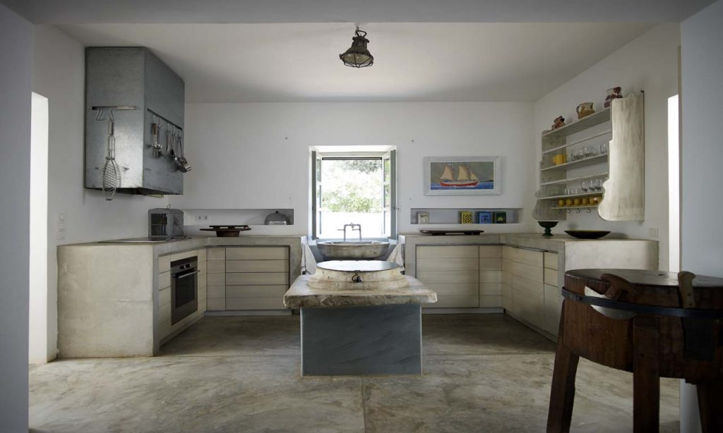 Kitchen Of The Week A Greek Architects Ode To Minimalism Remodelista