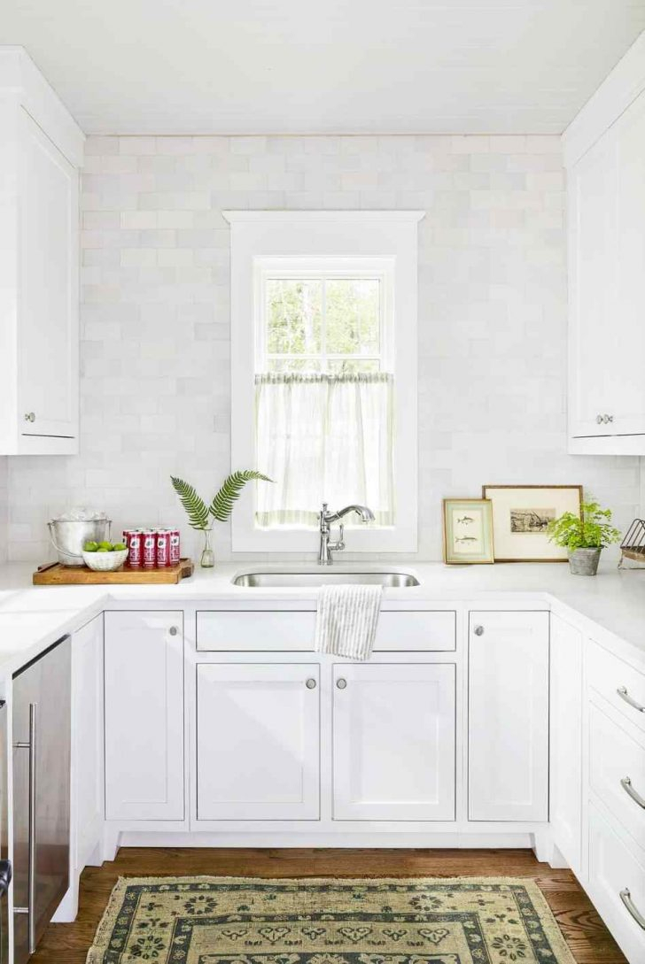 Kitchen Paint Colors With White Appliances Simply White Cabinets