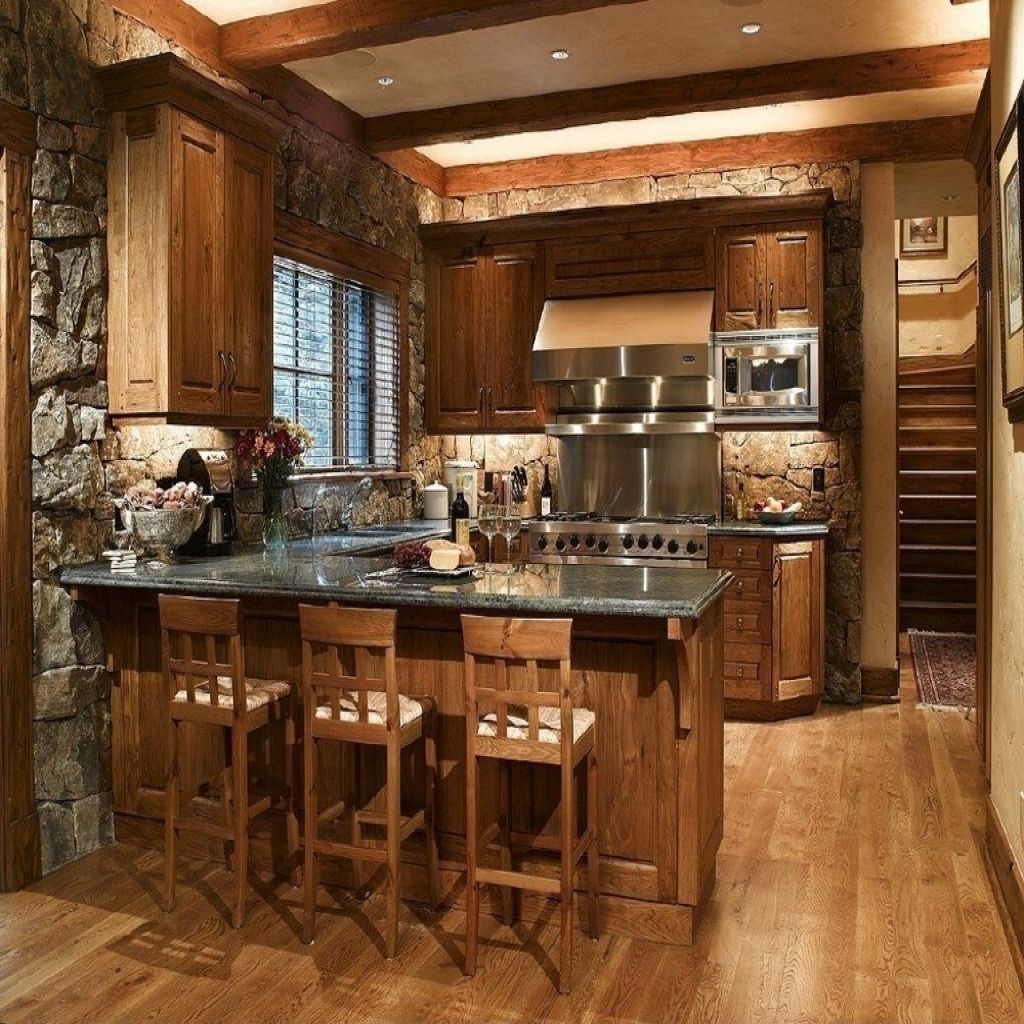 Kitchen Small Country Style Kitchen Designs Rustic Ideas And Designs